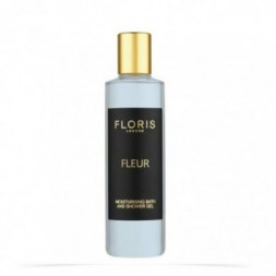 Floris Fleur Moisturising Bath & Shower Gel 250ml