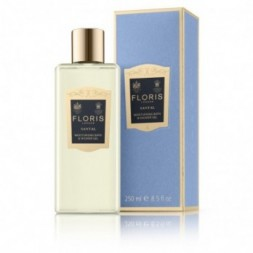 Floris Santal Moisturing Bath And Shower Gel 250ml