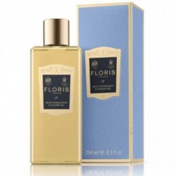 Floris Jf Moisturising Bath And Shower Gel 250ml
