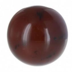 Carnelian Sphere Large