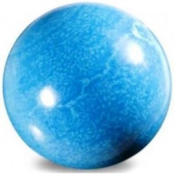 Blue Howlite Sphere