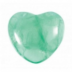 Fluorite Heart Small