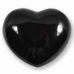 Obsidian Heart Large