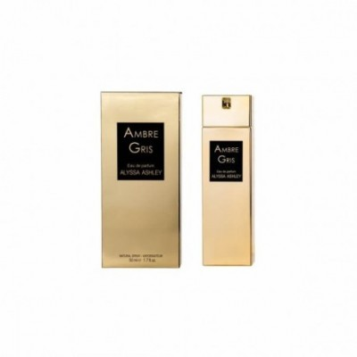 Alyssa Ashley Ambre Gris Eau De Perfume Spray 50ml