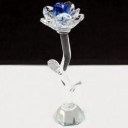 Crystal Rose - Blue