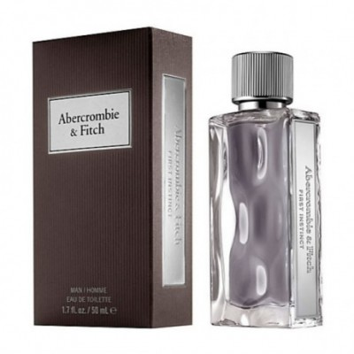 Abercrombie & Fitch First Instinct Man Eau De Toilette...