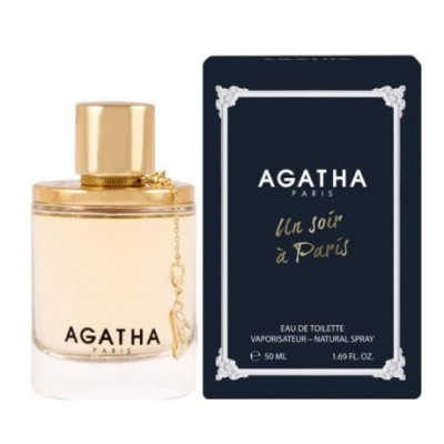 Agatha Un Soir A Paris Eau De Toilette Spray 50ml