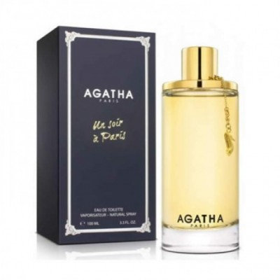Agatha Un Soir A Paris Eau De Toilette Spray 100ml