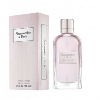 Abercrombie & Fitch First Instinct Woman Eau De Perfume...