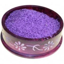 Sweet Fennel and Jojoba Simmering Granules   - Purple