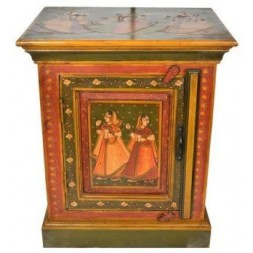 Dancing Girls Side Table