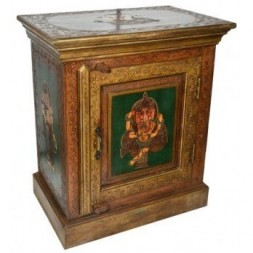 Dancing Ganesha Chest