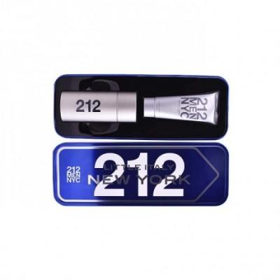 212 Men NYC Eau De Toilette Spray 100ml Set 2 Pieces