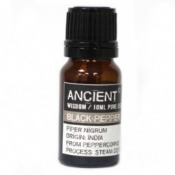 Blackpepper Essential Oil 10ml
