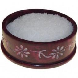 White Lavender Simmering Granules   - Pale Blue