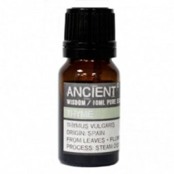 Thyme White Essential Oil 10ml