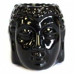 Buddha Oil Burner - Black