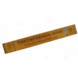 Tibetan Sandalwood Dhoop Incense Sticks