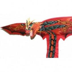 Balinese Dragon Kite - Red