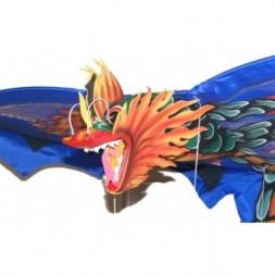Balinese Dragon Kite - Blue