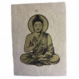Nepali Lokta Paper Lord Buddha Notepad