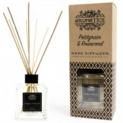 Petitgrain and Rosewood Essential Oil Reed Diffuser