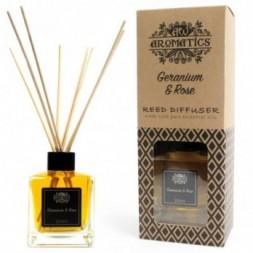 Geranium and Rose Essential Oil Reed Diffuser