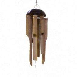 Bamboo Wind Chime - Small