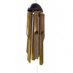 Bamboo Wind chime - Medium
