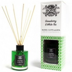 Reed Diffuser - Gooseberry and White Tea