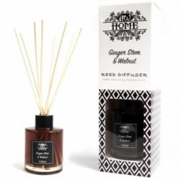 Reed Diffuser - Ginger Stem and Walnut