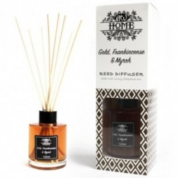 Reed Diffuser - Gold, Frankincense and Myrrh