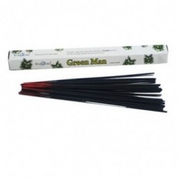 Green Man Premium Incense Sticks