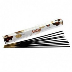 Amber Premium Incense Sticks