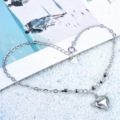 Fox Silver Bracelet