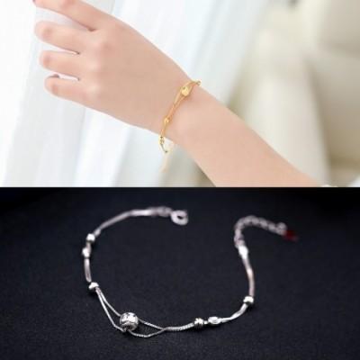 Balls Silver Bracelet