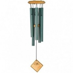 Polaris Wind Chime - Verdigris