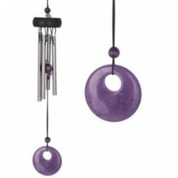 Amethyst  Wind Chime
