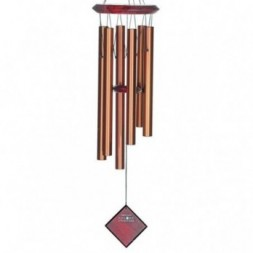 Pluto Wind Chime - Bronze