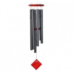 Earth Wind Chime - Black