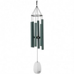 Bells of Paradise Rainforest Green Wind Chime
