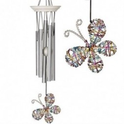 Isabells Dancing Butterfly Wind Chime