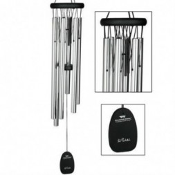 Pachelbel Canon Silver Wind Chime