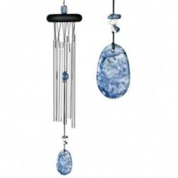 Lapis Lazuli Chakra Wind Chime - Large