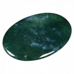 Moss Agate Palmstone