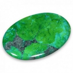 Howlite Jade Palmstone