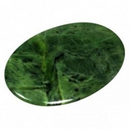 Green Serpentine Palmstone