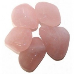Rose Quartz Tumble Stones