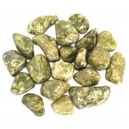 Epidote Tumble Stones