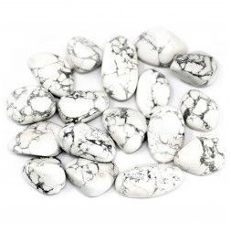 Howlite Tumble Stones
